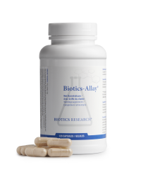 BIOTICS-ALLAY - 120 CAP GEL - ZZ9554 - 0780053000324 packshot product