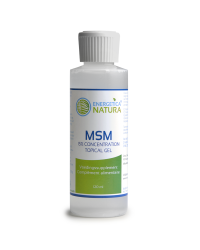 MSM TOPICAL GEL  15%  - 120 ML - EN0226 - 8718144240757 packshot