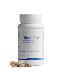 RENAL PLUS - 180 TAB COMP - ZZ9572 - 0780053002434 packshot product