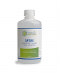 MSM ORAL SOLUTION - 240 ML - EN0224 - 8718144240740 packshot